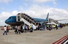 Vuelos entre Vietnam y varios aeropuertos nipones se mantienen cancelados por tifón Jebi