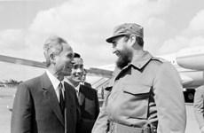 A 45 años de la histórica visita de Fidel a Vietnam