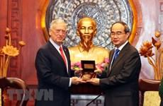 Estados Unidos es uno de los importantes socios de Vietnam, afirma alto funcionario