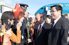 Premier de Vietnam llega a Bruselas para visitas a Bélgica y UE y Cumbre Asia-Europa