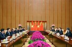 Vietnam atesora asociación de cooperación estratégica integral con China