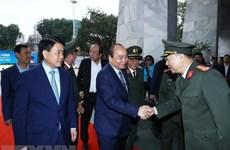 Eleva Vietnam su papel en diplomacia mundial