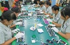 (Televisión) Aumentan en Vietnam exportaciones de teléfonos móviles en siete meses