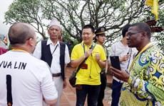 Esbozan en Vietnam planes para promoción del turismo