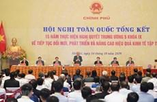 Desarrollo de economía colectiva debe seguir principios del mercado