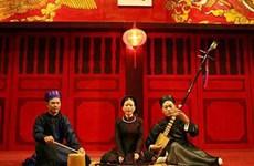(Televisión) Ca Tru: mágica música tradicional de Vietnam