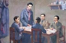 Exposición repasa historia de Congresos del Partido Comunista de Vietnam