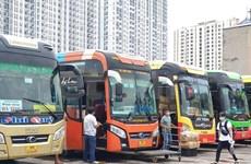 Ofrecen en Vietnam apoyo a empresas de transporte para superar dificultades causadas por el COVID-19
