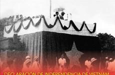 Valores históricos de la Declaración de Independencia de Vietnam