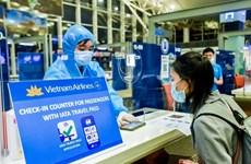 Pasaporte de vacunación contra el COVID-19 abre oportunidades para el sector aéreo de Vietnam