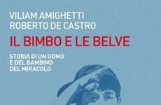 Presentan a italianos historia conmovedora sobre niños vietnamitas con malformaciones