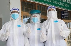 Vietnam reporta dos mil 787 nuevos contagios del COVID-19