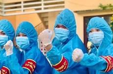 Más de 10 mil voluntarios se registran para unirse a lucha contra el COVID-19 en el sur de Vietnam
