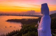 Impresionantes vistas aéreas del centro de Vietnam