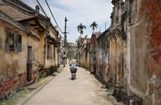 Aldea de Cuu conserva los valores antiguos de Hanoi