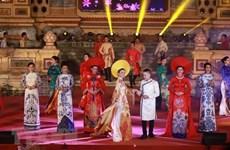 Semana del Ao Dai: Honran al traje tradicional de Vietnam