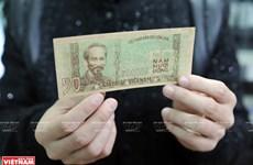 Impresionante colección de billetes antiguos de Vietnam