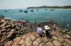 Reconocen a columnas basálticas de Phu Yen como reliquia nacional especial de Vietnam