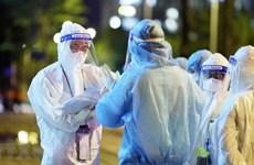 Soldados de bata blanca en lucha contra la pandemia