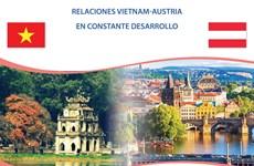 Relaciones Vietnam-Austria en constante desarrollo