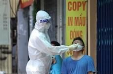 Reporta Hanoi 15 nuevos casos del COVID-19