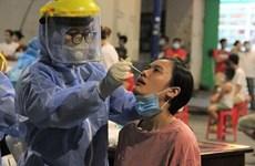Suben a 22.341 casos del COVID-19 en Vietnam