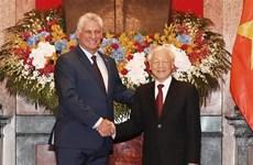 [Foto] Conmemoran aniversario 57 de nexos diplomáticos Vietnam-Cuba