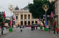 Hanoi, de las ruinas de la guerra a la ciudad por la paz