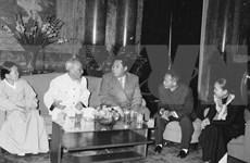 Hitos históricos en las relaciones Vietnam- Corea del Norte