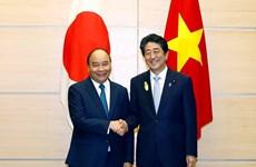[Fotos] Primer ministro de Vietnam durante su estancia en Japón