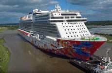 Atracan en provincia vietnamita de Ba Ria- Vung Tau dos cruceros con más de siete mil turistas