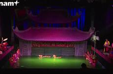 [Video] Arte de marionetas acuáticas de Vietnam atrae a turistas extranjeros