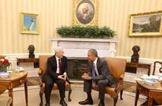 A 24 años de la normalización de las relaciones diplomáticas Vietnam-EE.UU.