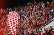 Impresionantes momentos de la victoria de Vietnam ante Malasia en la eliminatoria de Copa Mundial