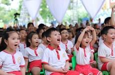 Padecen obesidad el 29 por ciento de estudiantes primarios en Vietnam
