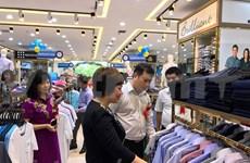 """Campaña """"Vietnamitas utilizan productos vietnamitas"""" promueve comercio interno"""
