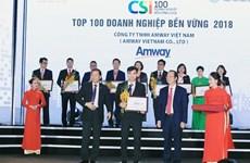 Empresas vietnamitas apuestan por desarrollo sostenible y mejor competitividad