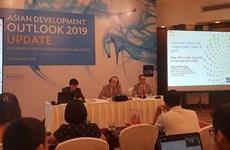 Pronostica Banco Asiático de Desarrollo crecimiento económico de Vietnam en 6,8 por ciento en 2019