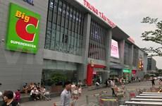 Grandes empresas continúan invirtiendo en sector minorista de Vietnam
