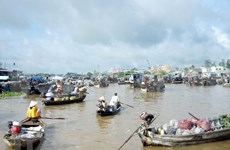 (Video) Recuerdos del mercado flotante de la región suroeste