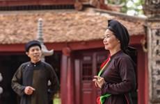 Canto Quan Ho: Patrimonio mundial en medio de la vida moderna