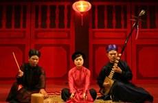 (Televisión) Signos positivos para canto folklórico vietnamita de Ca Tru