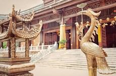 Pagoda Tam Chuc, una joya de arquitectura de Vietnam
