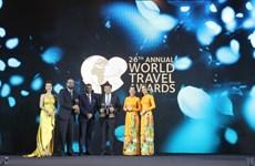 Vietnam Airlines recibe tres premios prestigiosos mundiales de aviación