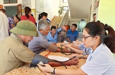 Enfermedades no transmisibles son la principal causa de muerte en Vietnam