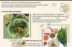 Tay Ninh, destino de delicias gastronómicas