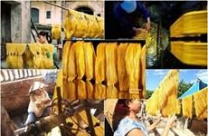 (Video) La sericultura tradicional en la aldea de Co Chat