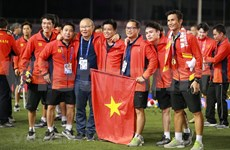Vietnam, campeón de SEA Games 30
