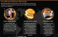 Los cafés más deliciosos del mundo