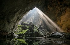 Cueva Son Doong, destino deseable de aventureros del mundo